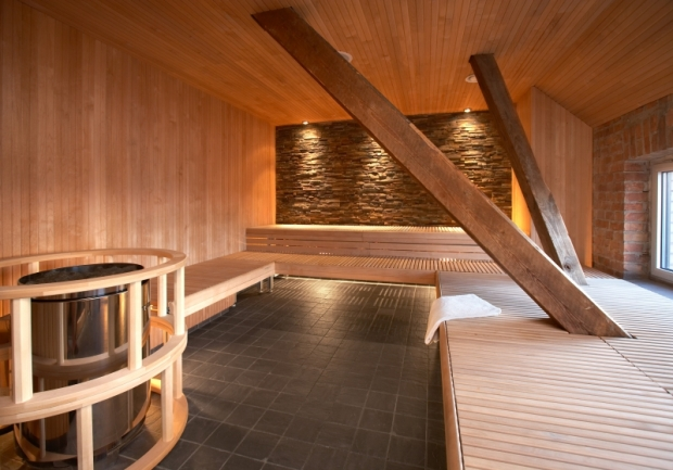 Traditional (or Finnish) Sauna