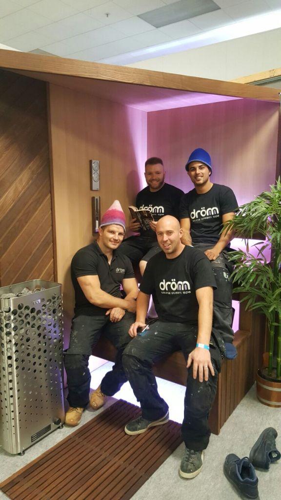 sauna-boys